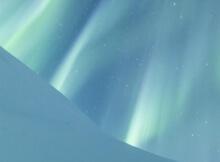 "Winner of the Aurorae category, ""Silk Skies"" by Jamen Percy"