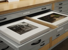 Blue Sky photo drawers