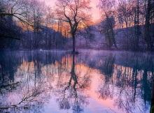 winter sunrise arnie2105