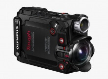 Olympus underwater camera Tough TG-Tracker