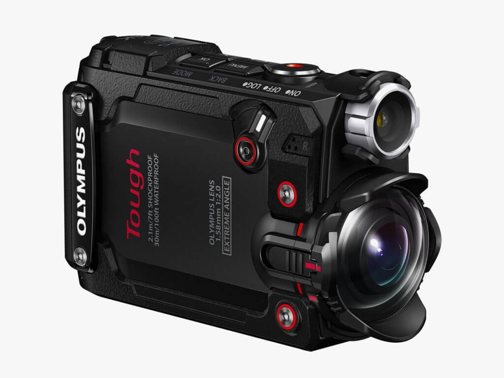 Olympus underwater camera Tough TG-Tracker