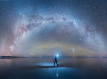 Daniel Kordan photo Milky Way