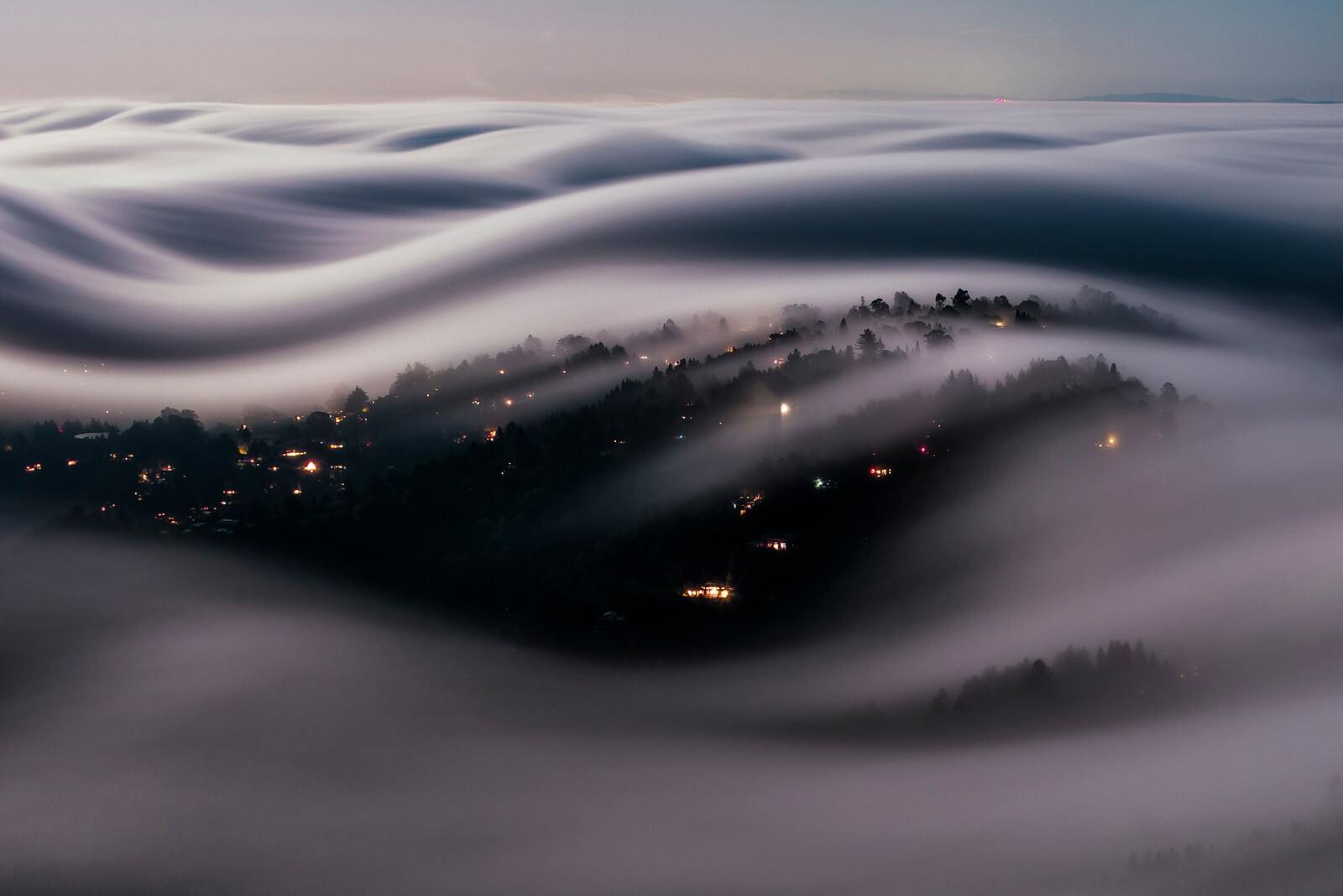 photo of fog